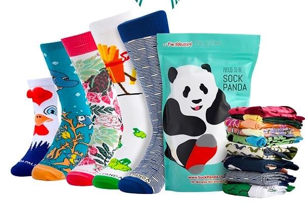 Try sock panda today