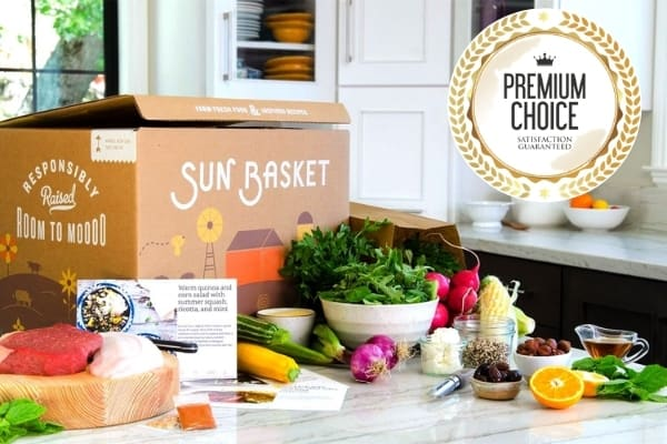 Sun Basket food subscription