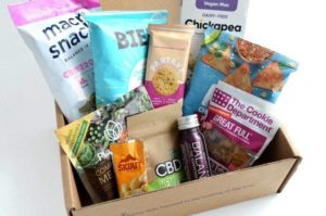vegancuts snack box subscription